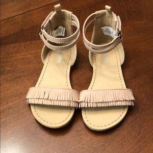 Toddler girl sandal, Size 8